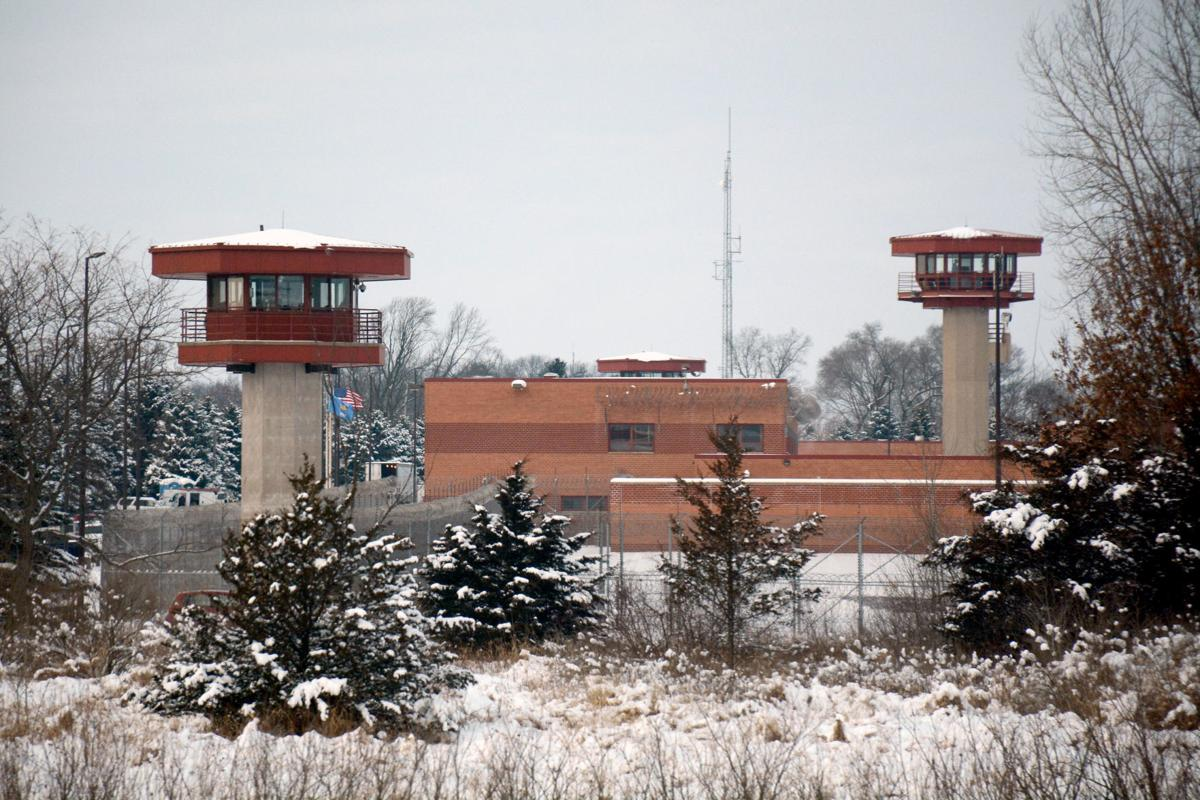 Columbia Correctional Institution in Portage remains on