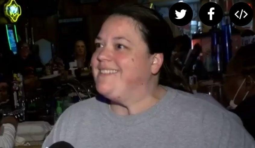 Katie Koutsky from WTMJ-TV interview