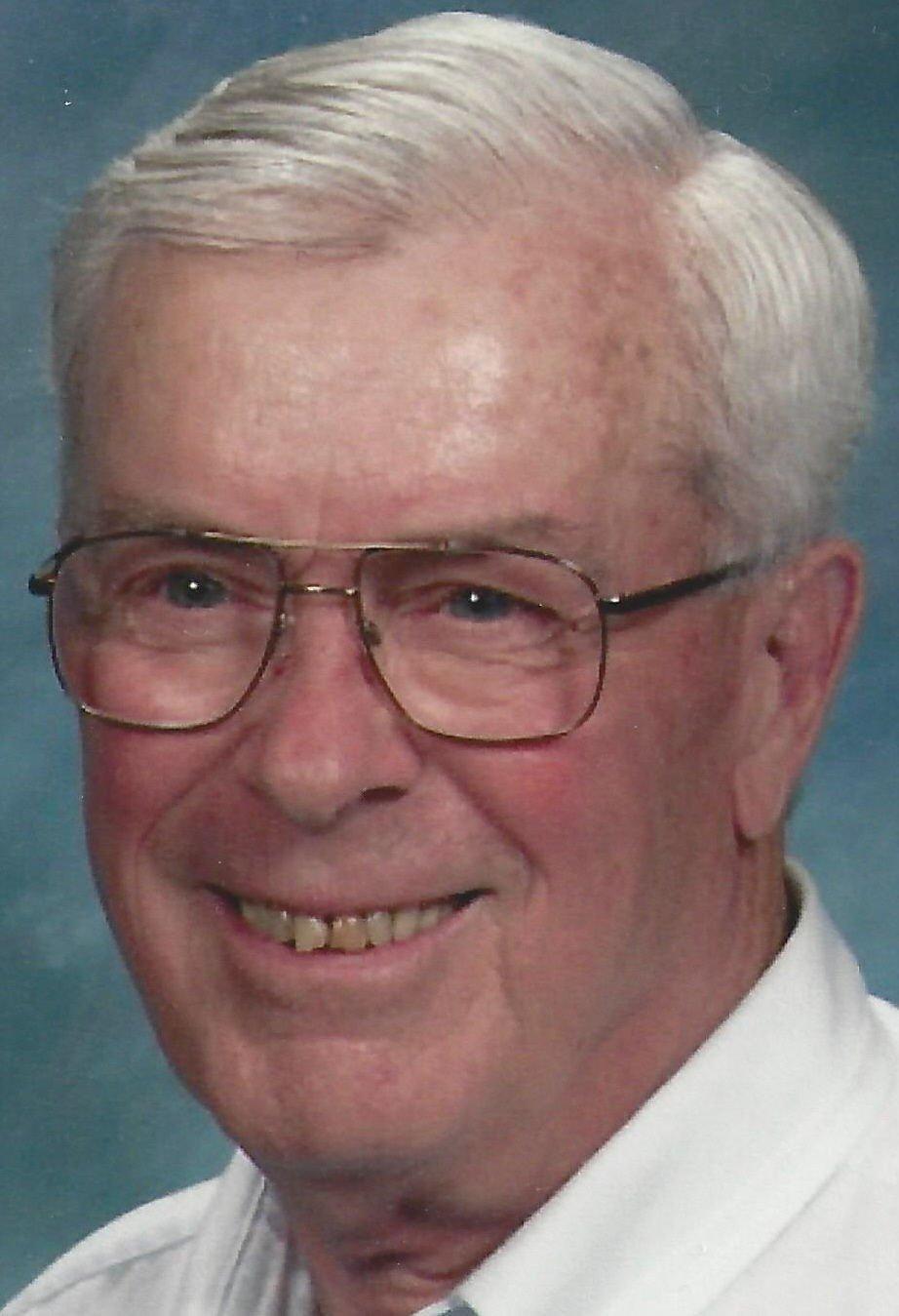 William F. James, 84, Portage