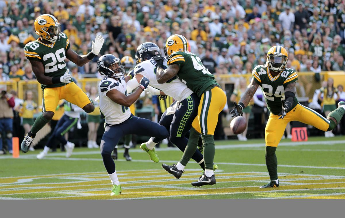 Packers defense photo