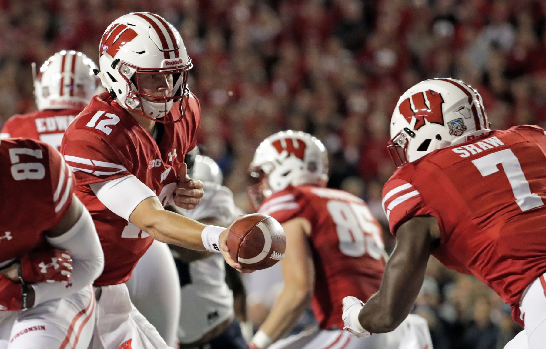 Prediction: Wisconsin Badgers Utah State Aggies
