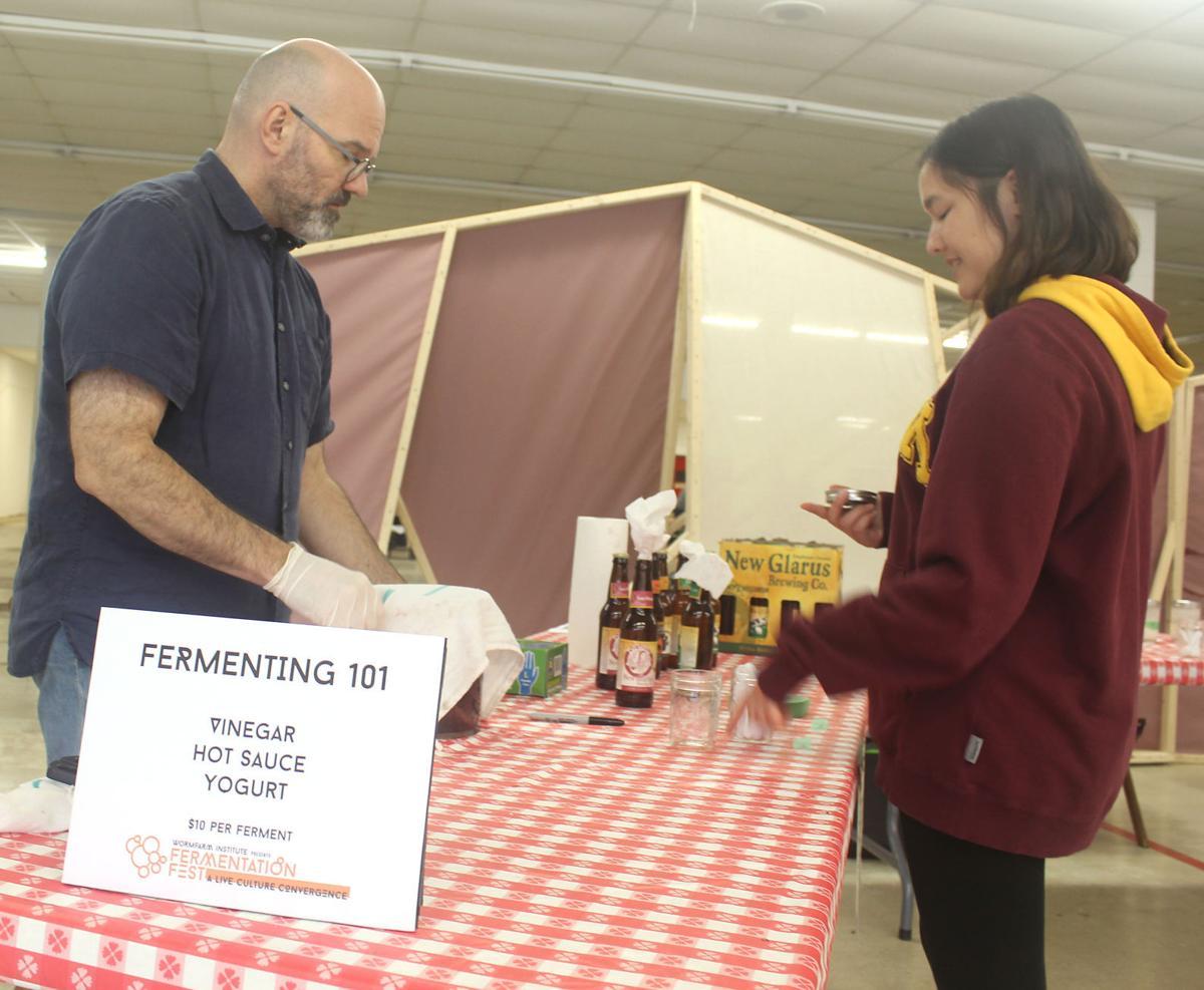 Fermentation 1
