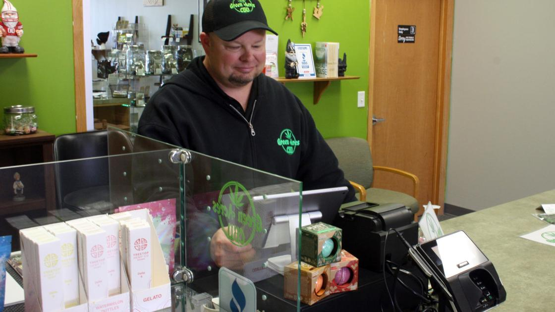 Smoke shops offering new product derived from hemp that offers 'mild euphoria'