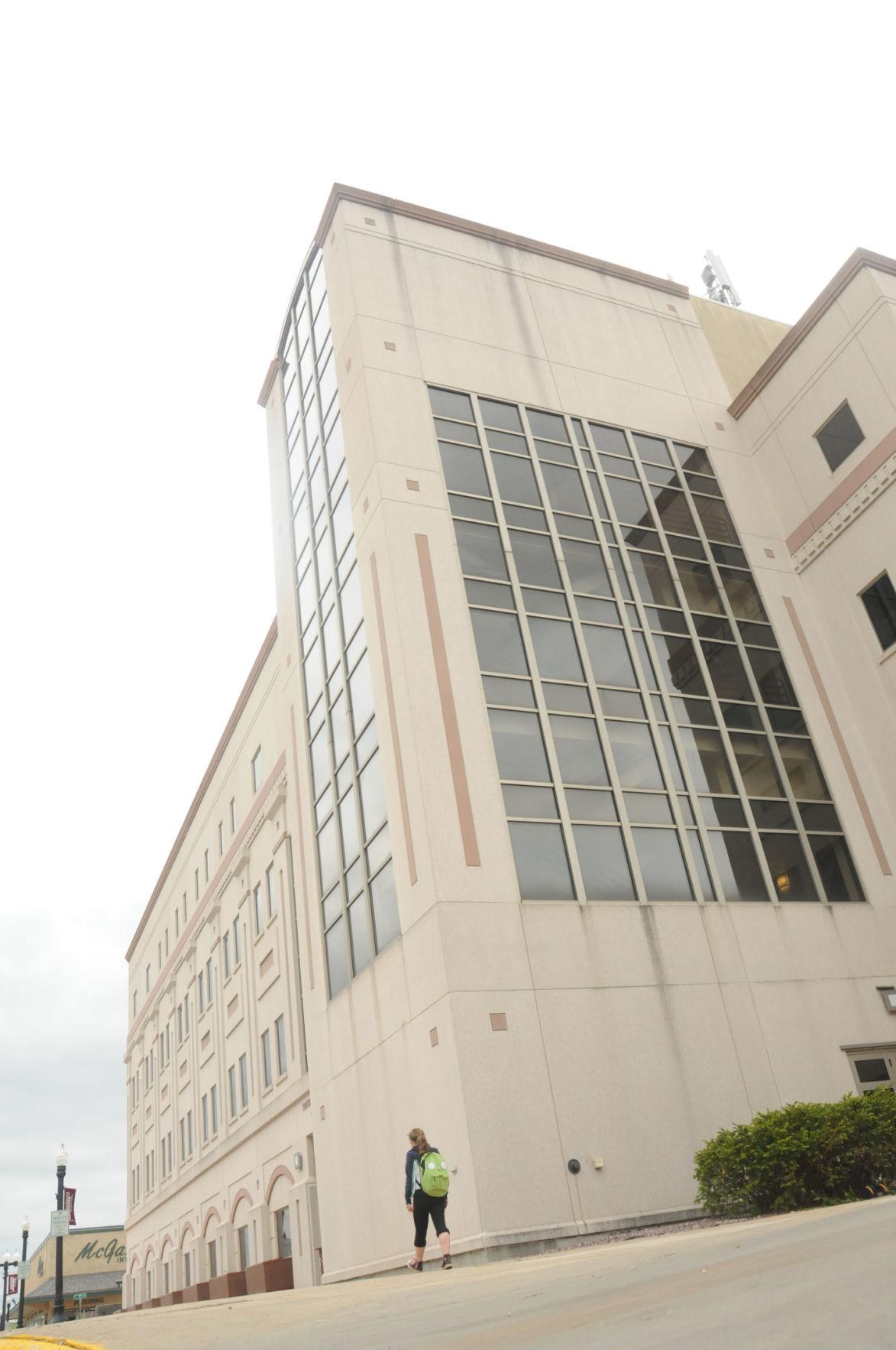Sauk County Board building