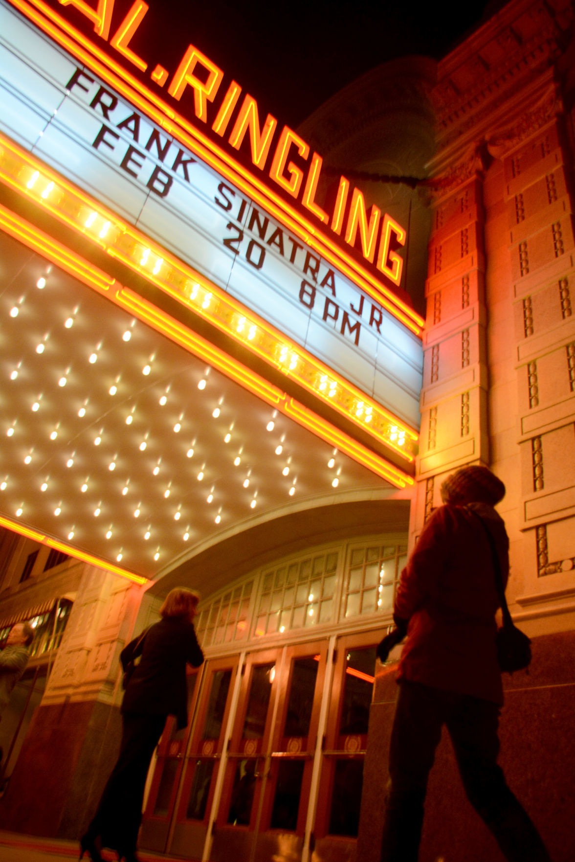Old made new again: Theater makes dramatic return (copy) (copy)
