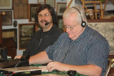 Amateur Radio Operators host event at boorman house open house n