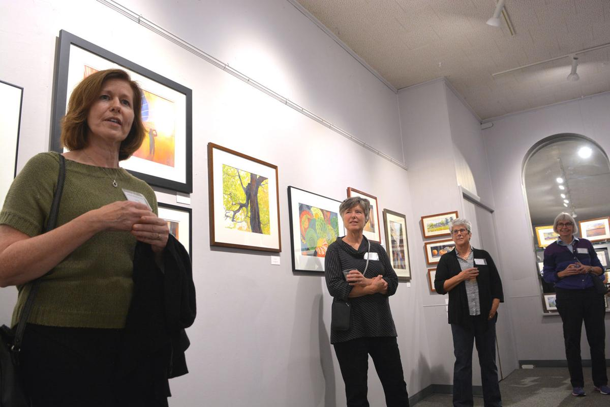 Crossing Paths Opening PCA
