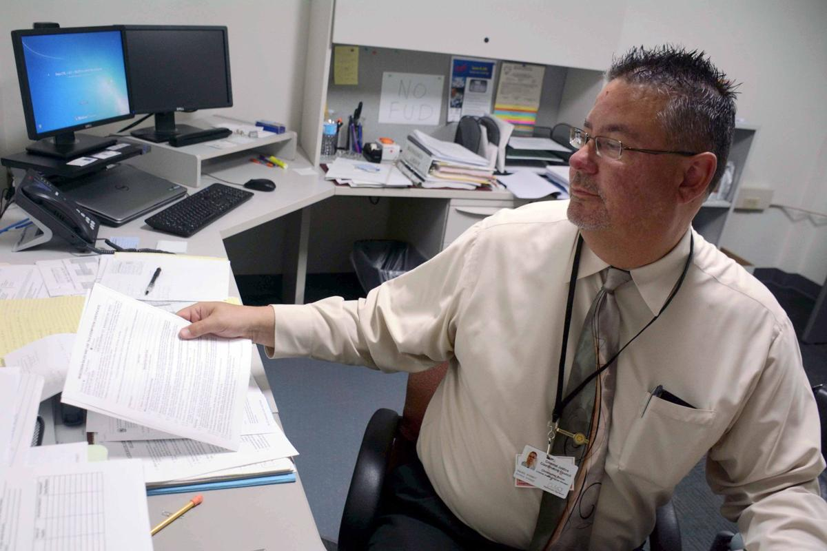 Sauk County justice official resigns, says he's undervalued