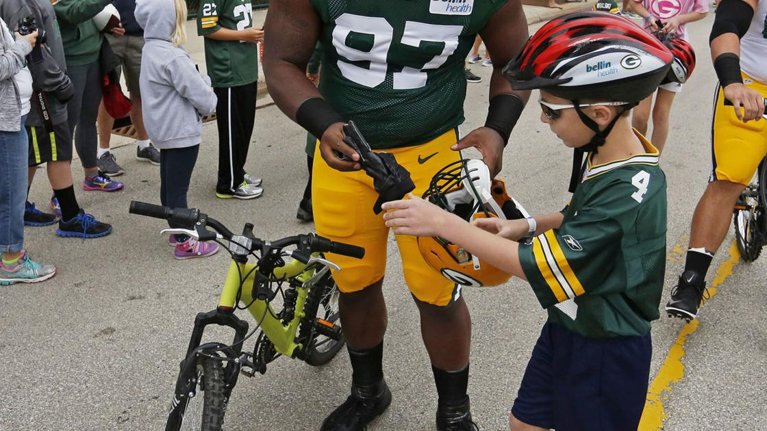 cheap for discount c0143 adde4 PACKERS: Rookies Kenny Clark, Dean Lowry being counted on to ...