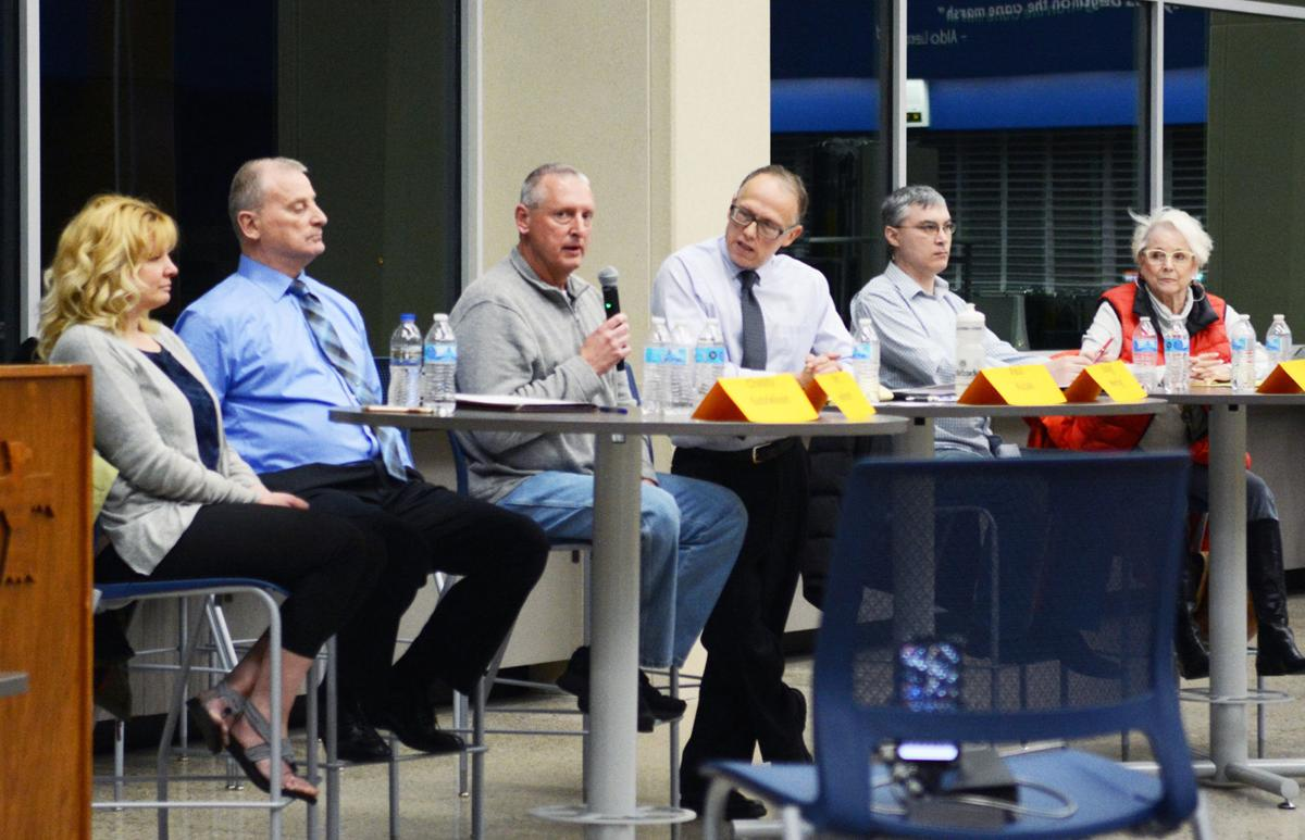 Baraboo School Board candidate forum (copy)