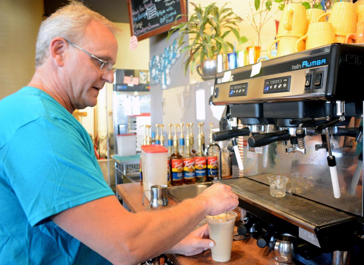Coffee Bean Connection Steve Ramsey