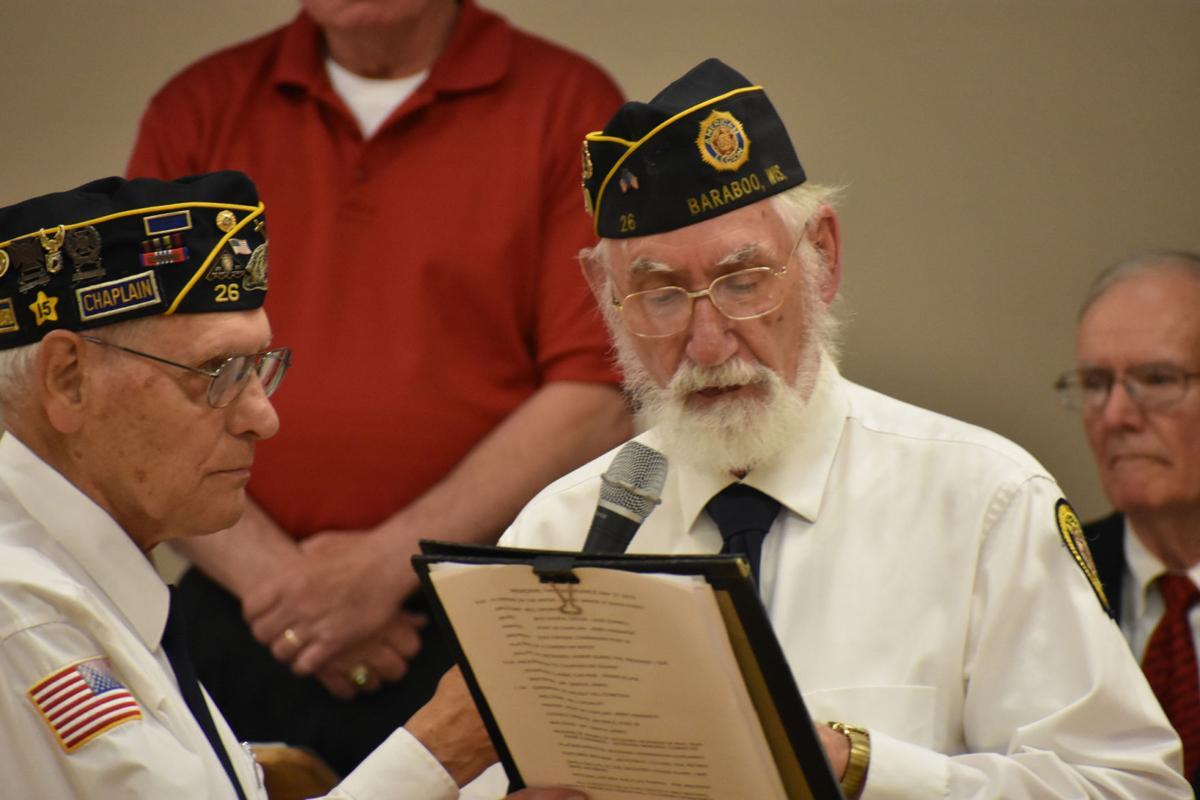Jim Brice reads Logan's Orders