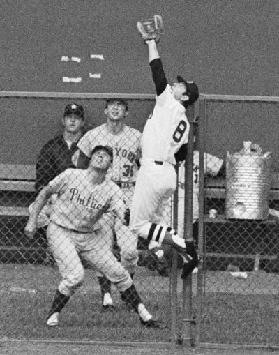 Carl Yastrzemski At 1969 All Star Game