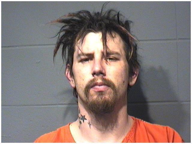 Brandon Shearer mugshot