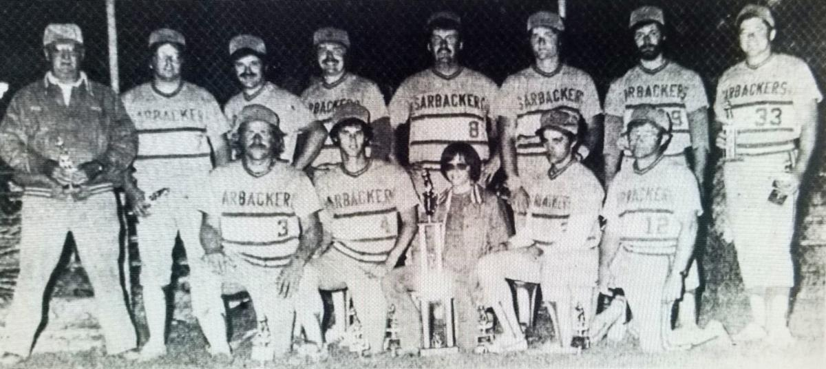 1979 Sarbacker's softball