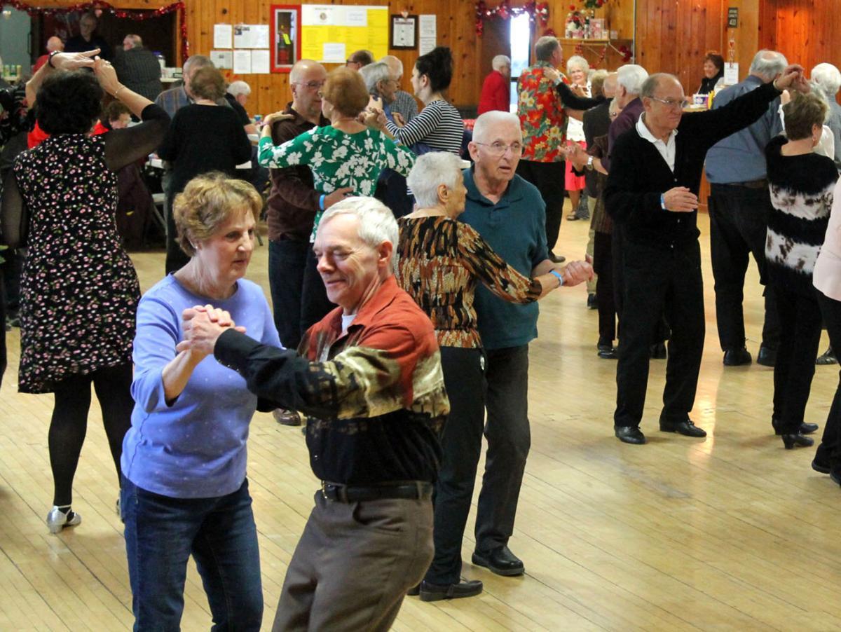 Filling the dance floor