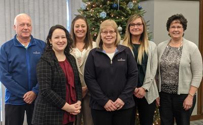 Employees recognized for milestone years of service