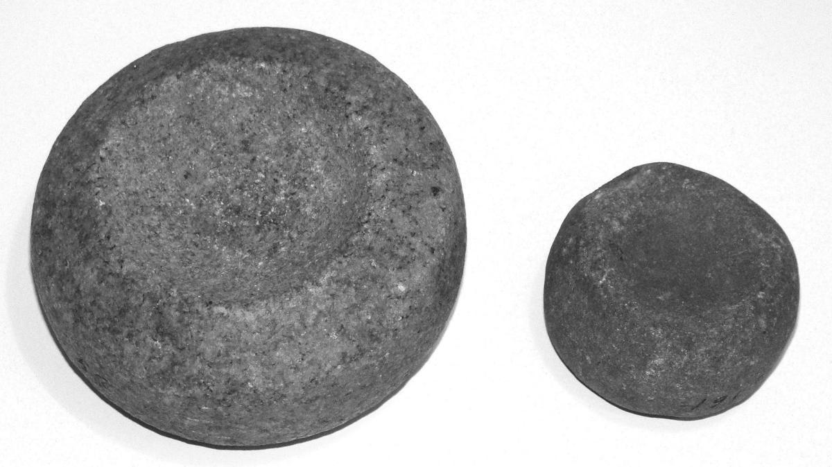 Chunkey Stones