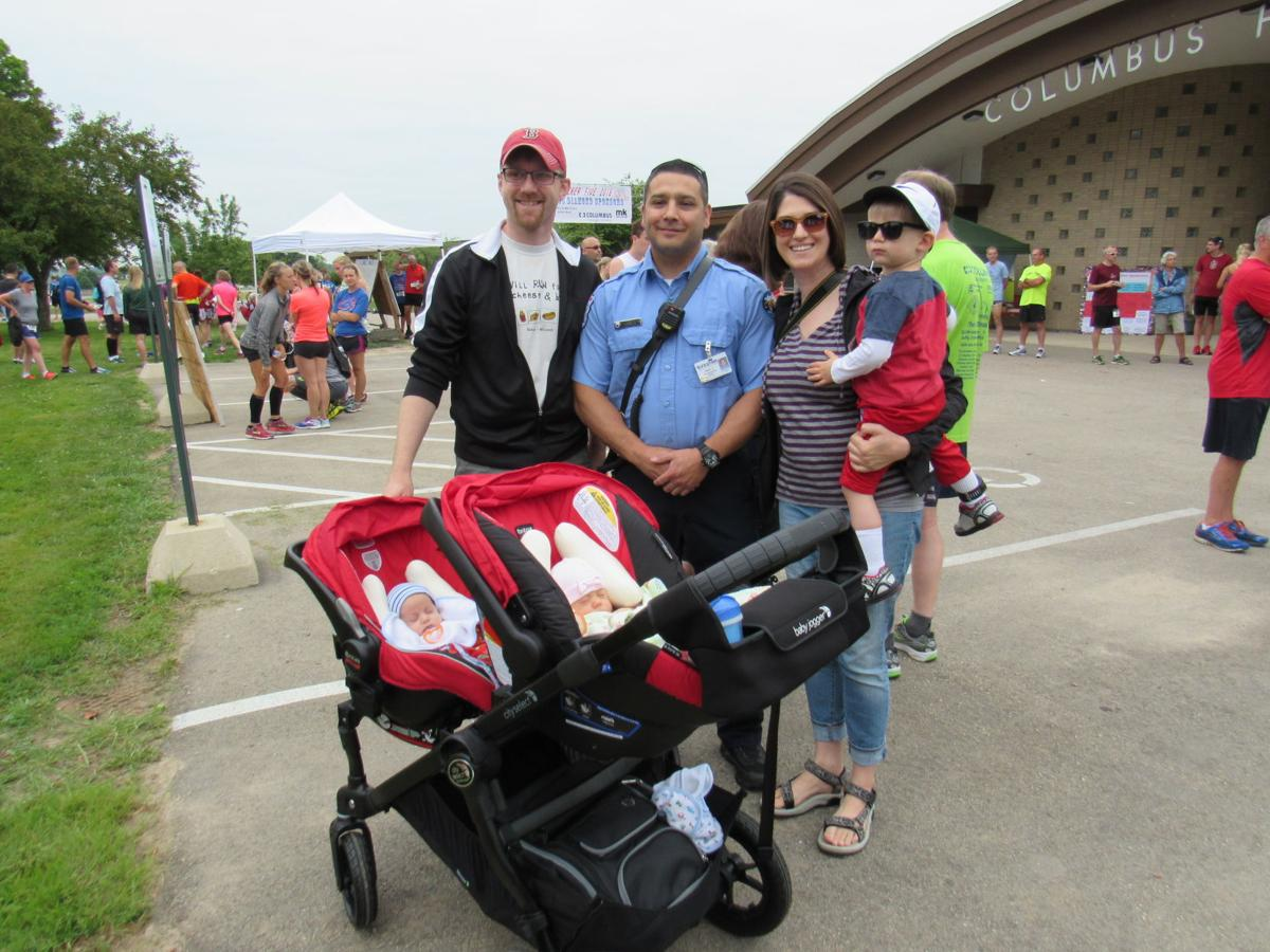 FAMILY WITH PARAMEDIC