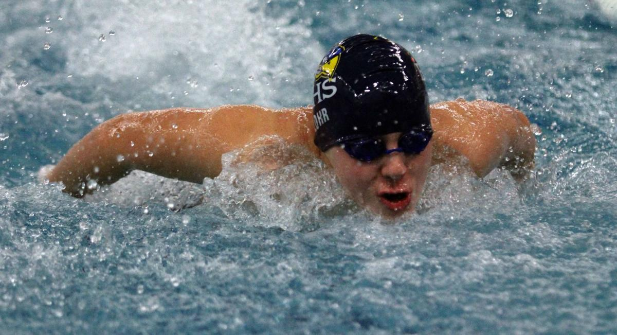 an analysis of the 200 yard individual medley Individual medley definition is - a swimming race in which each contestant   duffie took fourth place in the 200-yard individual medley with a time of 1:1065.