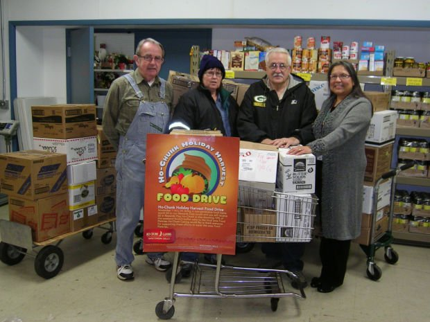 Baraboo Food Pantry Volunteer