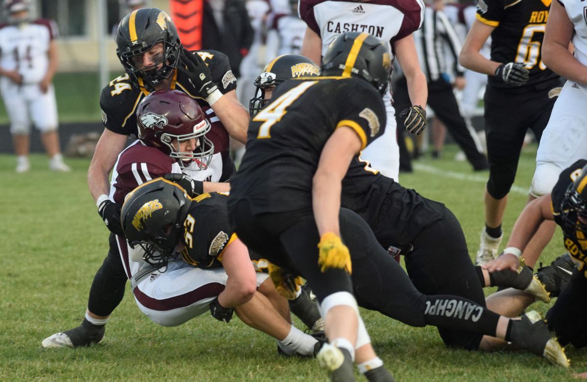 Royall tackle