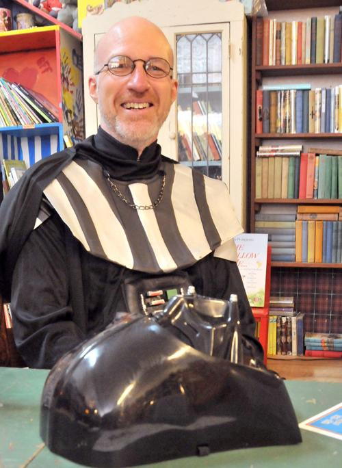Rob Nelson as Darth Vader