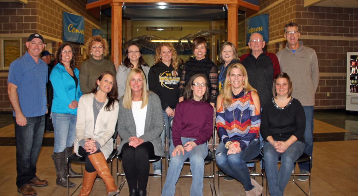 1988-89 Mauston girls basketball team reunites
