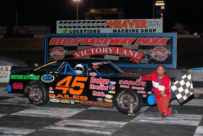 AUTO RACING: Ailes named top Pure Stock rookie at DRP | Area sports