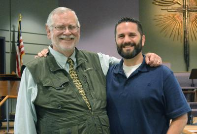 Pastors Dave Hutchens and Dan Gunderson