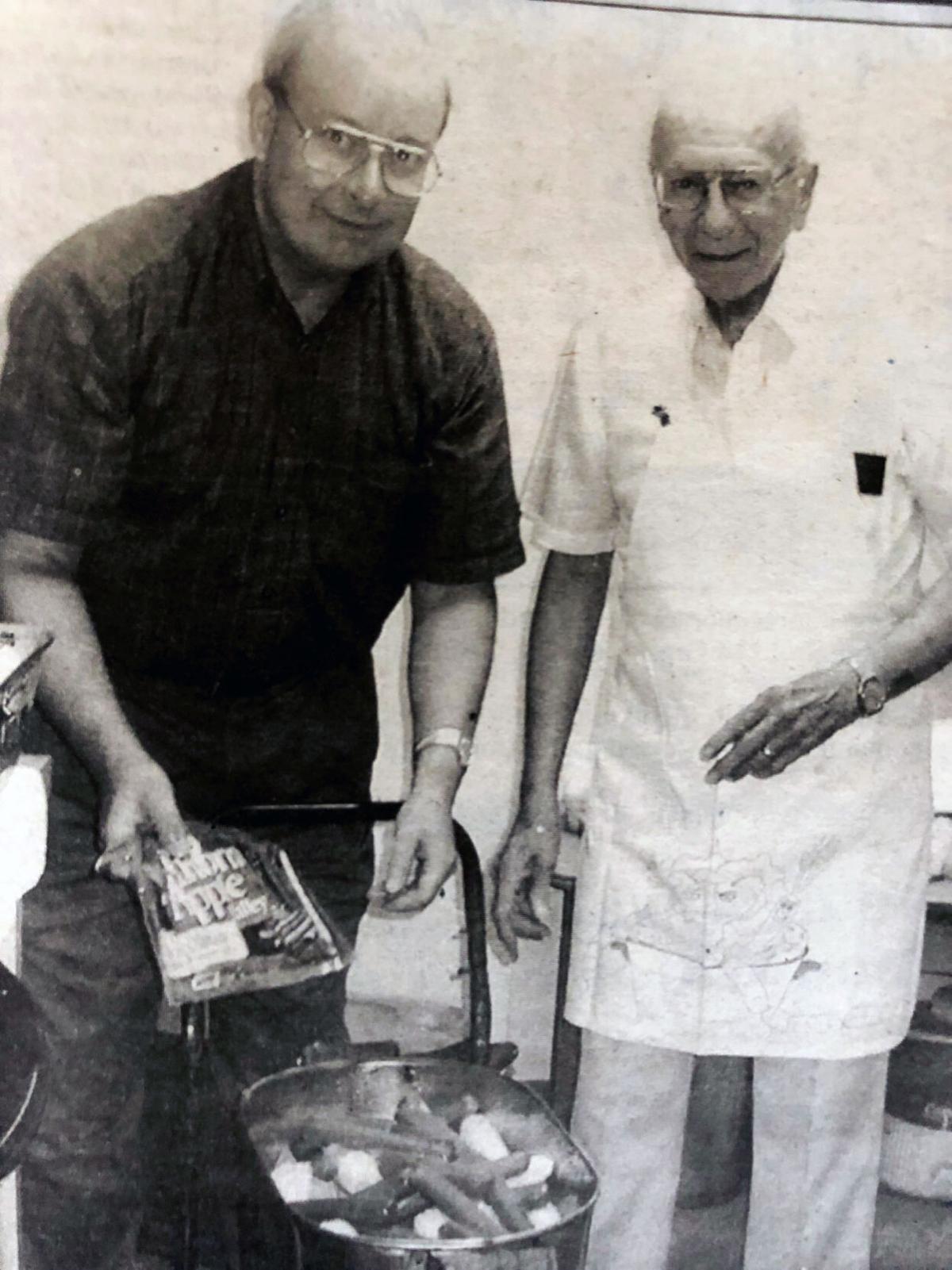 2001 Richard Sheard and Mert Walcott