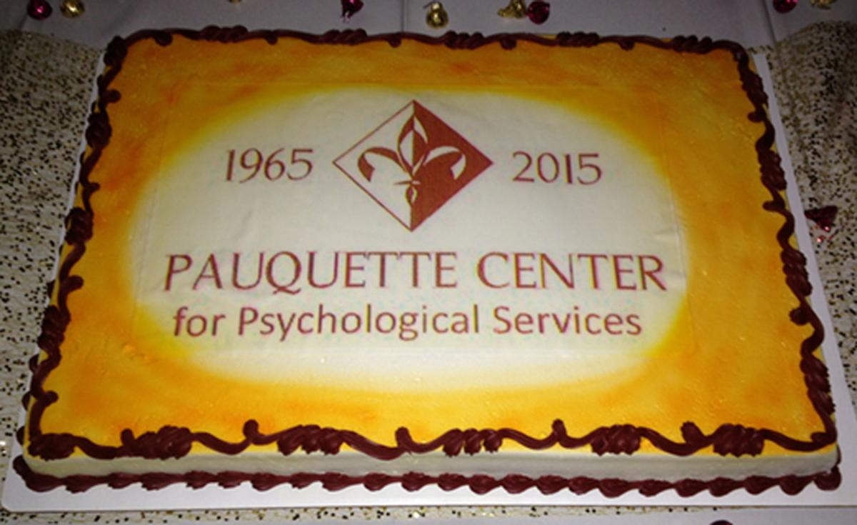 Pauquette cake