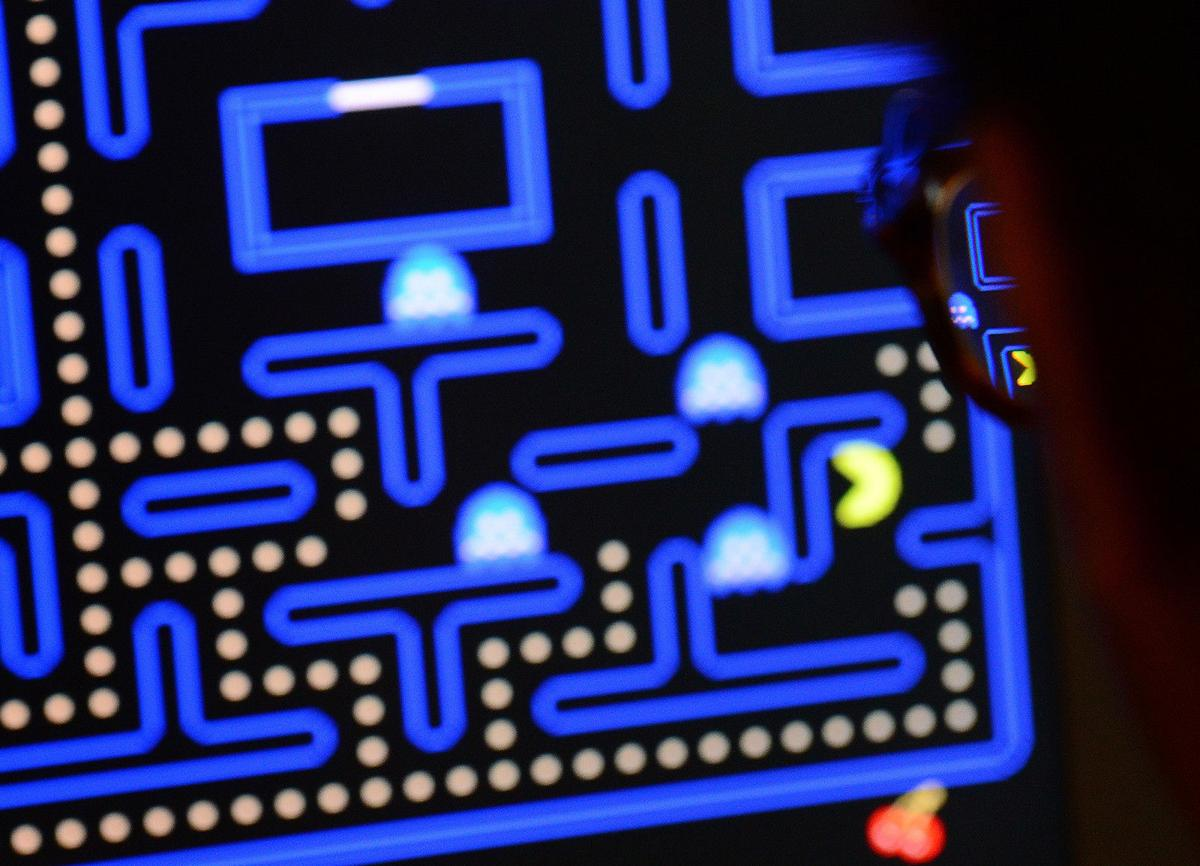 Pac-Man at 40: The eating icon that changed gaming history