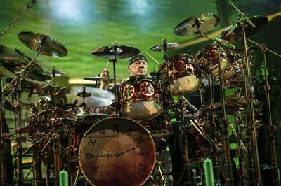 Rush in Concert - Cincinnati