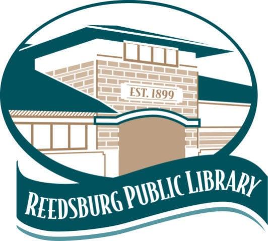Reedsburg Public Library logo