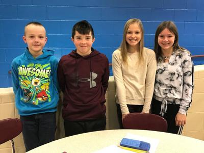 Royall students compete in math