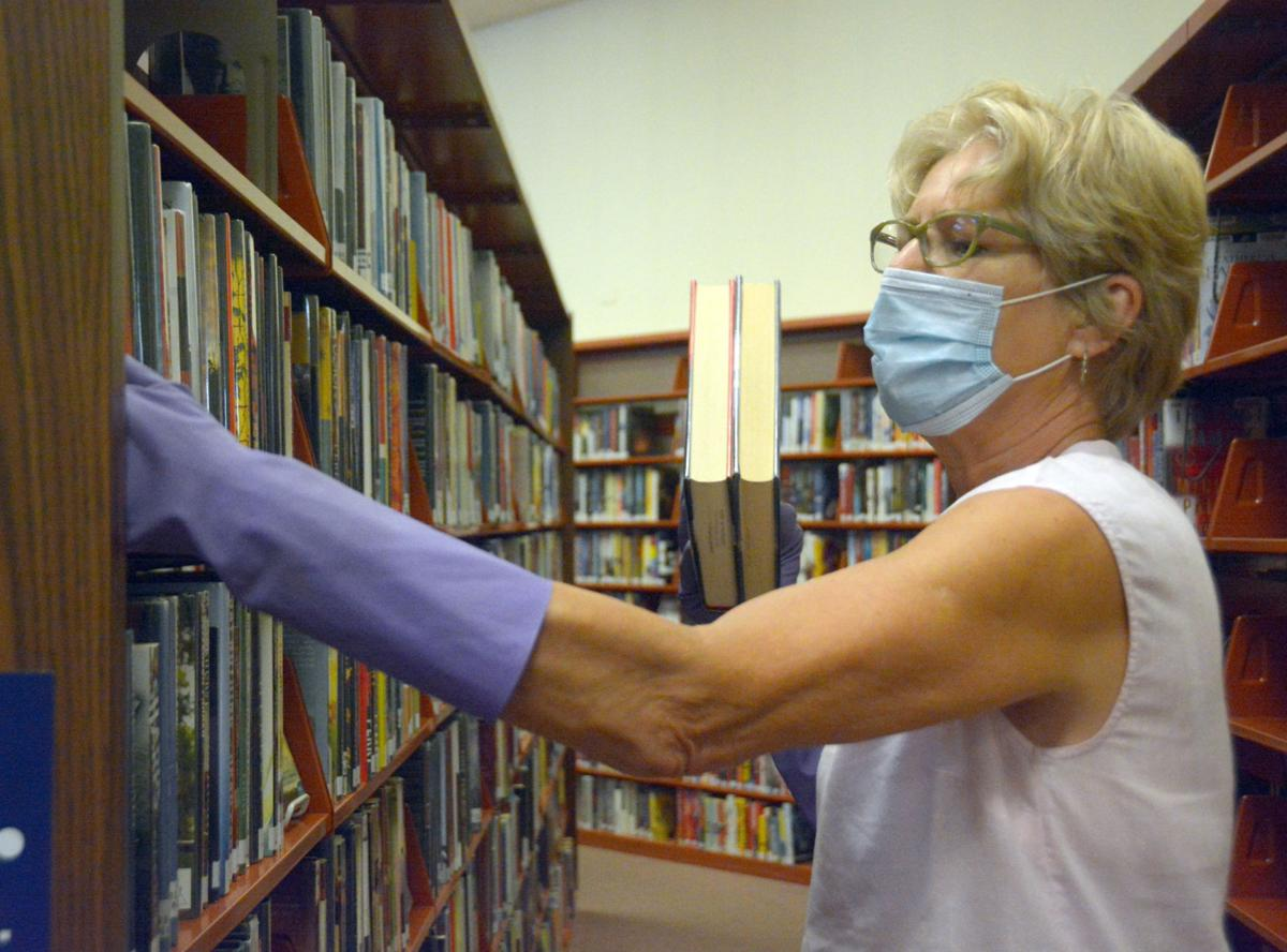 Baraboo library closes doors over COVID-19 concerns, health officer says  cases headed in 'wrong direction' | Government & Politics | wiscnews.com