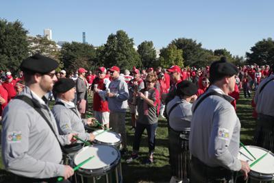 Shannon Rovers Irish Pipe Band