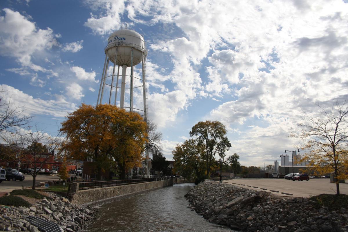 Beaver Dam River downtown (copy)