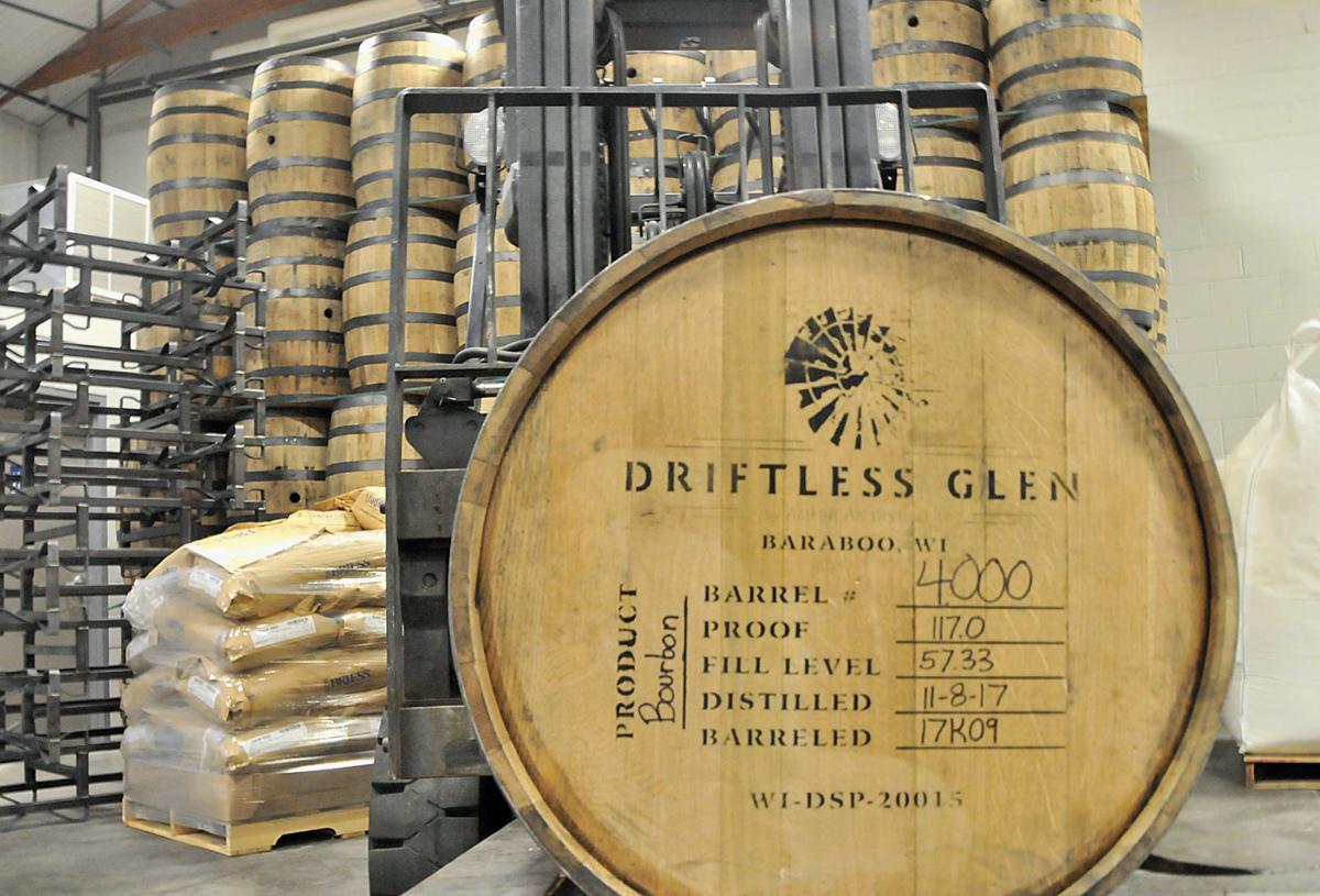 Driftless Glen barrel