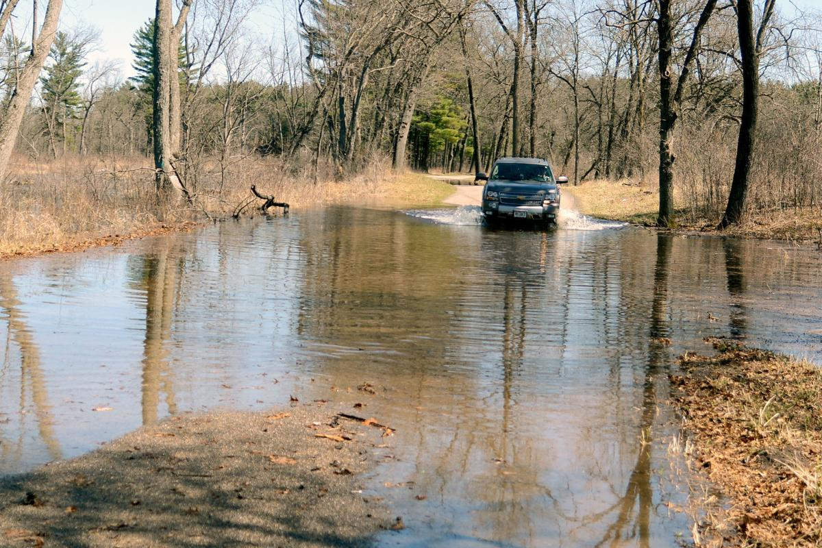 Portage flooding