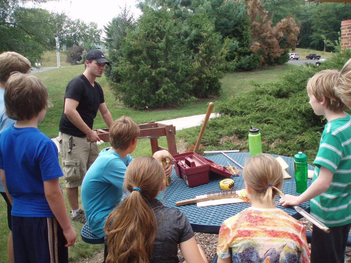 Archaeology workshop set