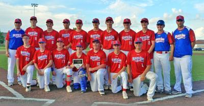 Beaver Dam American Legion Post 146 Junior Varsity Baseball Team 2019 Regional Champions