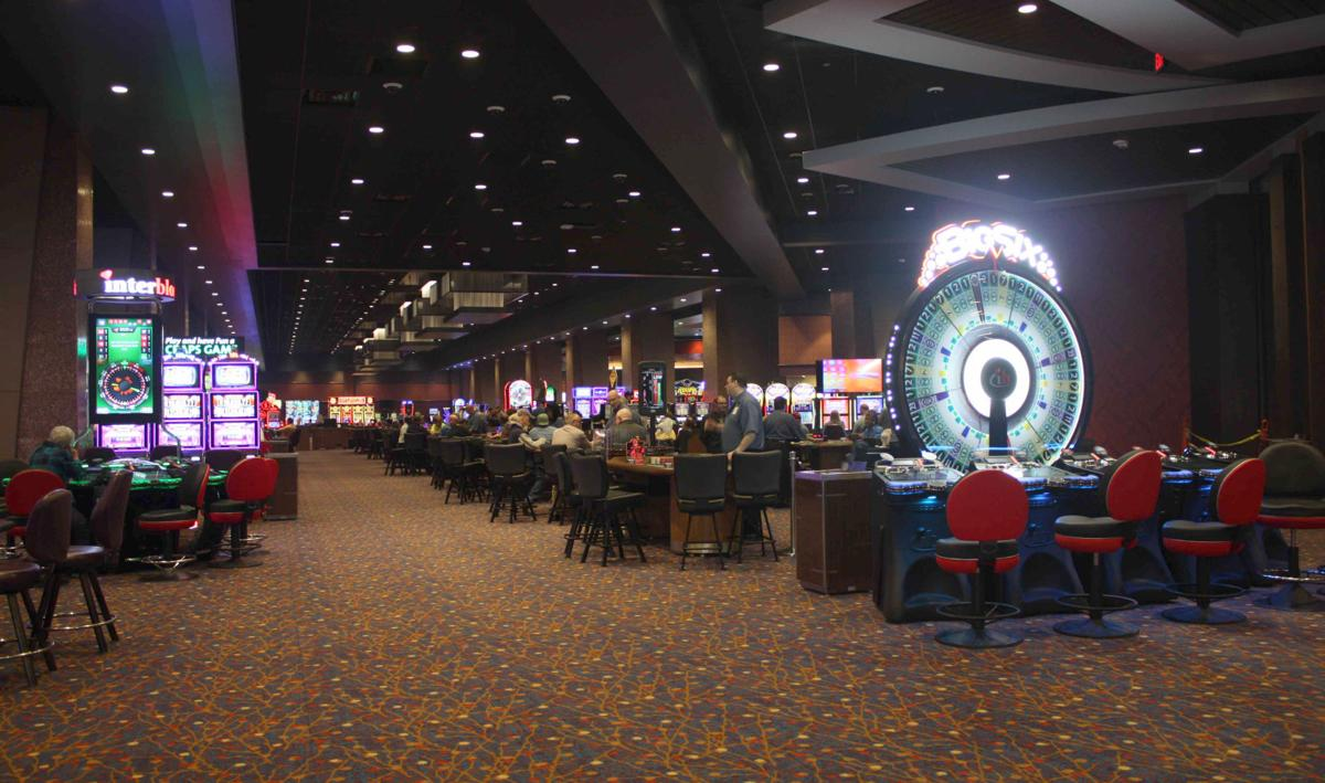 Ho-Chunk Gaming Dells celebrates grand re-opening | Regional