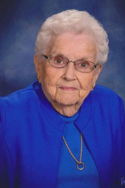 Edith Fredericks