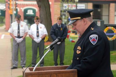 Ceremony honors public safety personnel