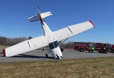 Plane crash 3 Reedsburg Police Department picture