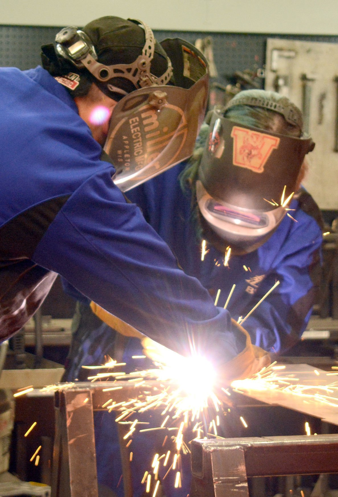 Madison College partners with Synergy Metalworks in Baraboo for