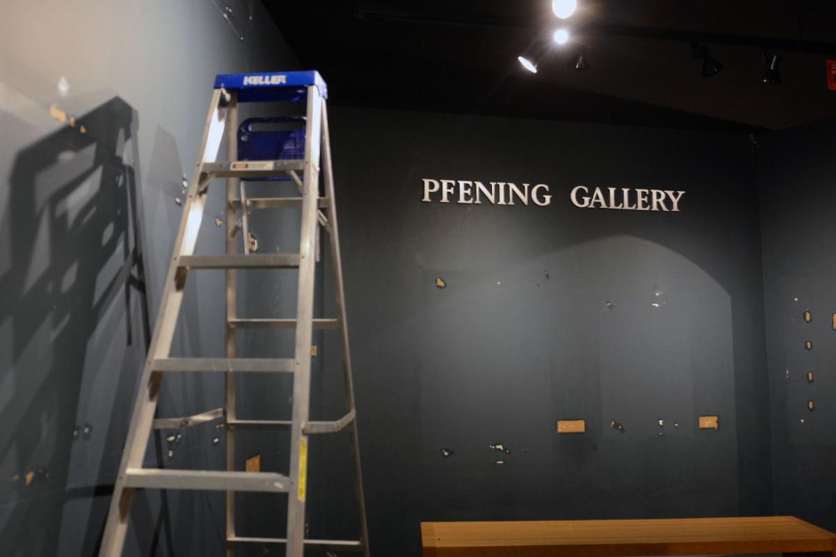 Pfening Gallery at Circus World Museum