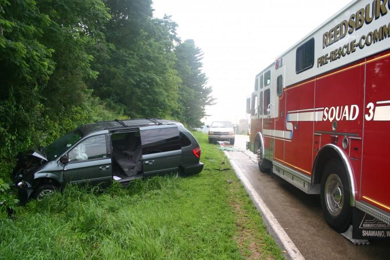 Reedsburg Car Accident